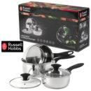 RUSSELL HOBBS PAN SET HEADER 1