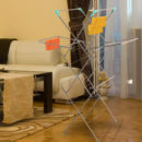 CLOTHES AIRER WITH WINGS 1