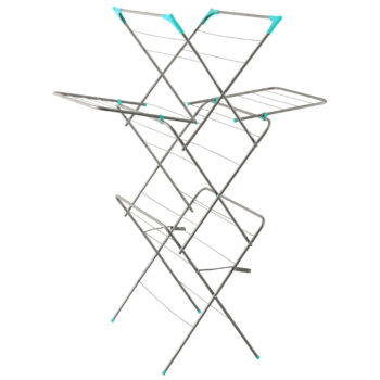 CLOTHES AIRER WITH WINGS