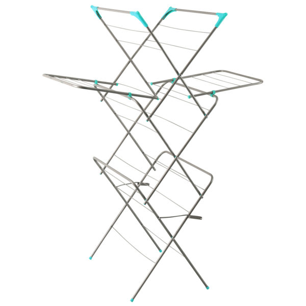 CLOTHES AIRER WITH WINGS 3