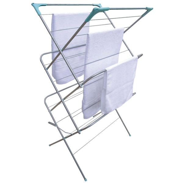 CLOTHES AIRER WITHOUT WINGS 3