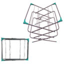 CLOTHES AIRER WITHOUT WINGS 4