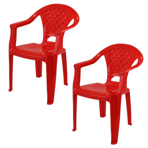 KIDS RED CHAIR