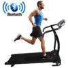 electric foldable treadmill