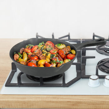 20cm Cast Iron Grill Pan