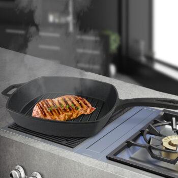 Cast Iron Griddle Pan